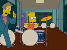 Bart bateria escola skinner