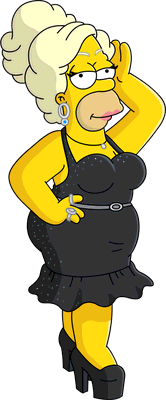 Pride Homer