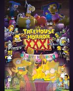Simpson Horror Show XXXI