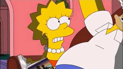 THE_SIMPSONS_-_Lisa_Reads_to_Homer_Preview_from