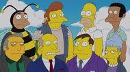 "THE SIMPSONS Former Bully Testimonials from ""Bull-E"" ANIMATION on FOX"