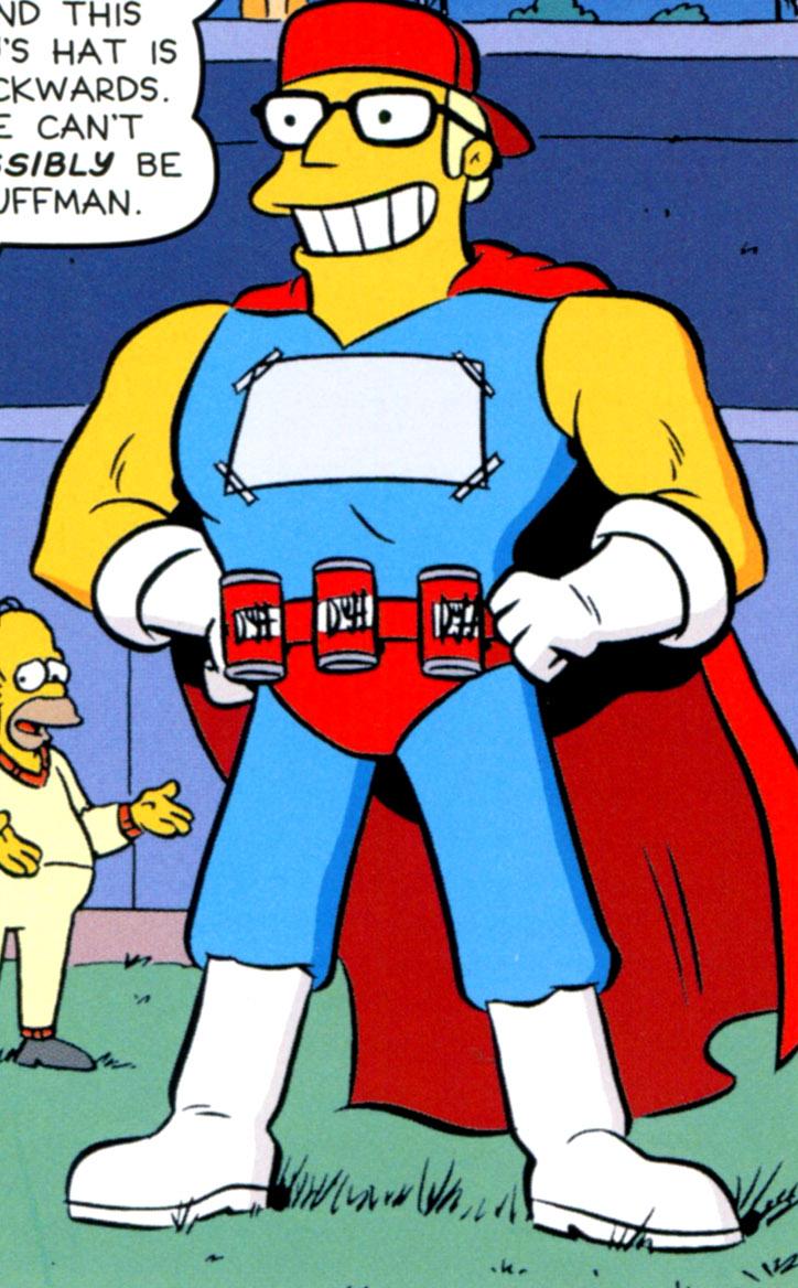 Mr. E. Competitor