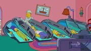 The Fool Monty (Couch Gag) 1