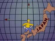 HomerAndNed'sHailMaryPass-HomerAroundTheWorld2