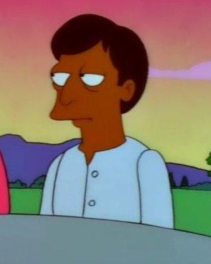 Manjula's Father