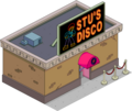 Stu's Disco Tapped Out (1)
