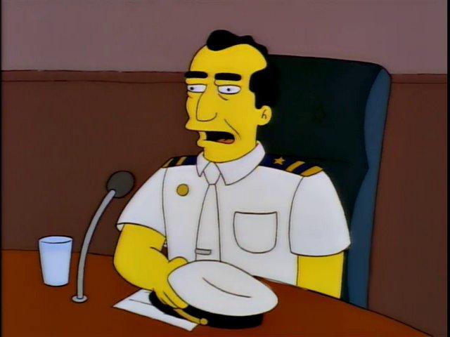 Tailhook Scandal Admiral