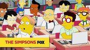 THE SIMPSONS Kaitlin Olson & Stephen Merchant ANIMATION on FOX