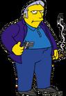 The Simpsons-Fat Tony