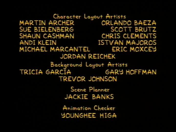 'Round Springfield Credits 55.JPG
