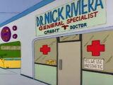 Consultório Dr. Nick Riviera Especialista Geral