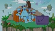 The Fool Monty (Couch Gag) 7