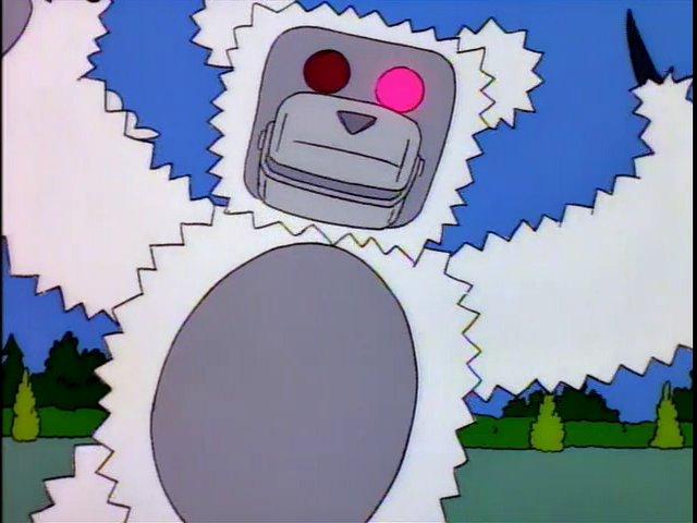 Bear Robot