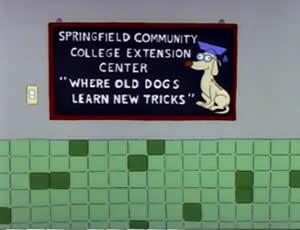 Colégio Comunitário de Springfield 01.jpg