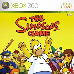 The Simpsons Game Simpsons Wiki Fandom