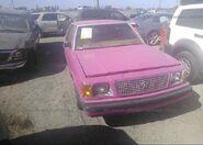 1986 Plymoth Reliant (Homer's Car)