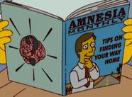 Amnesia Monthly