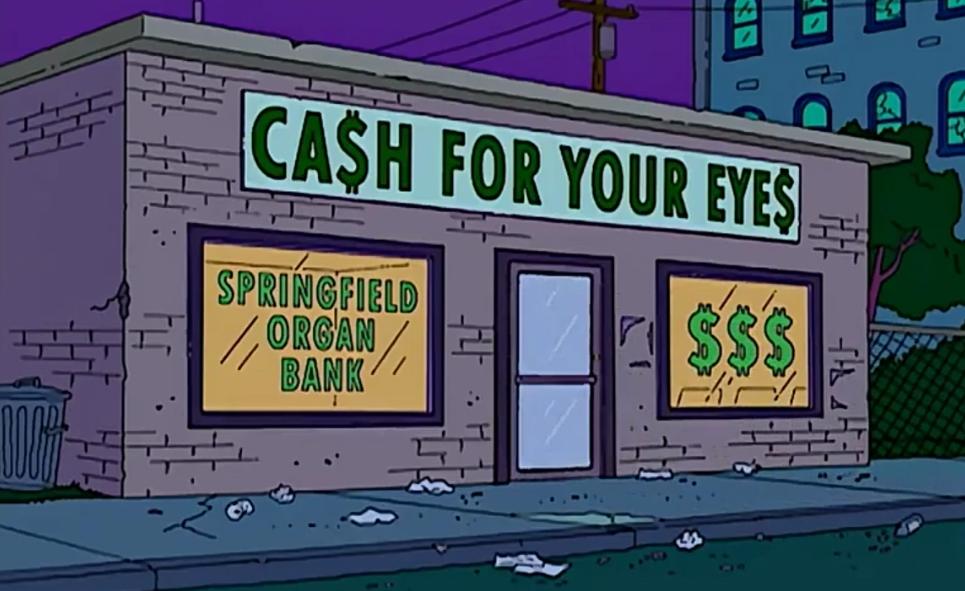 Banco de Órgãos de Springfield