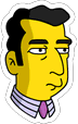 Johnny Tightlips Tapped Out Head Icon