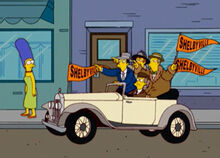 Marge shelbyville pessoas