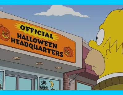 Quartel General do Halloween Oficial