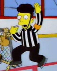 Referee (Lisa on Ice)