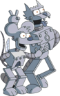 Itchy & Scratchy Bot