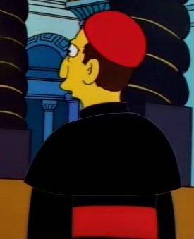Pope's advisor
