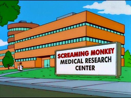 Centro de Pesquisa Médica Screaming Monkey