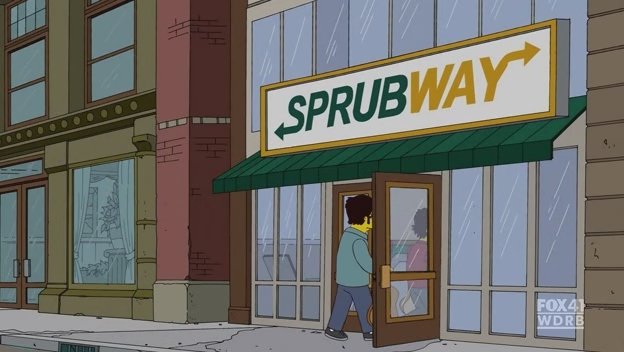Sprubway
