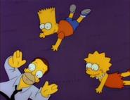 Herb, Bart, and Lisa