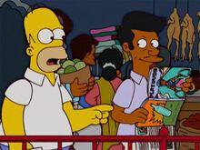 Homer kavi playdude índia