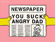 You Suck, Angry Dad