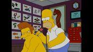 Homer and Lisa Exchange Cross Words (074)