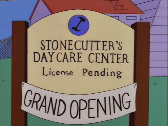 Stonecutter's Daycare Center