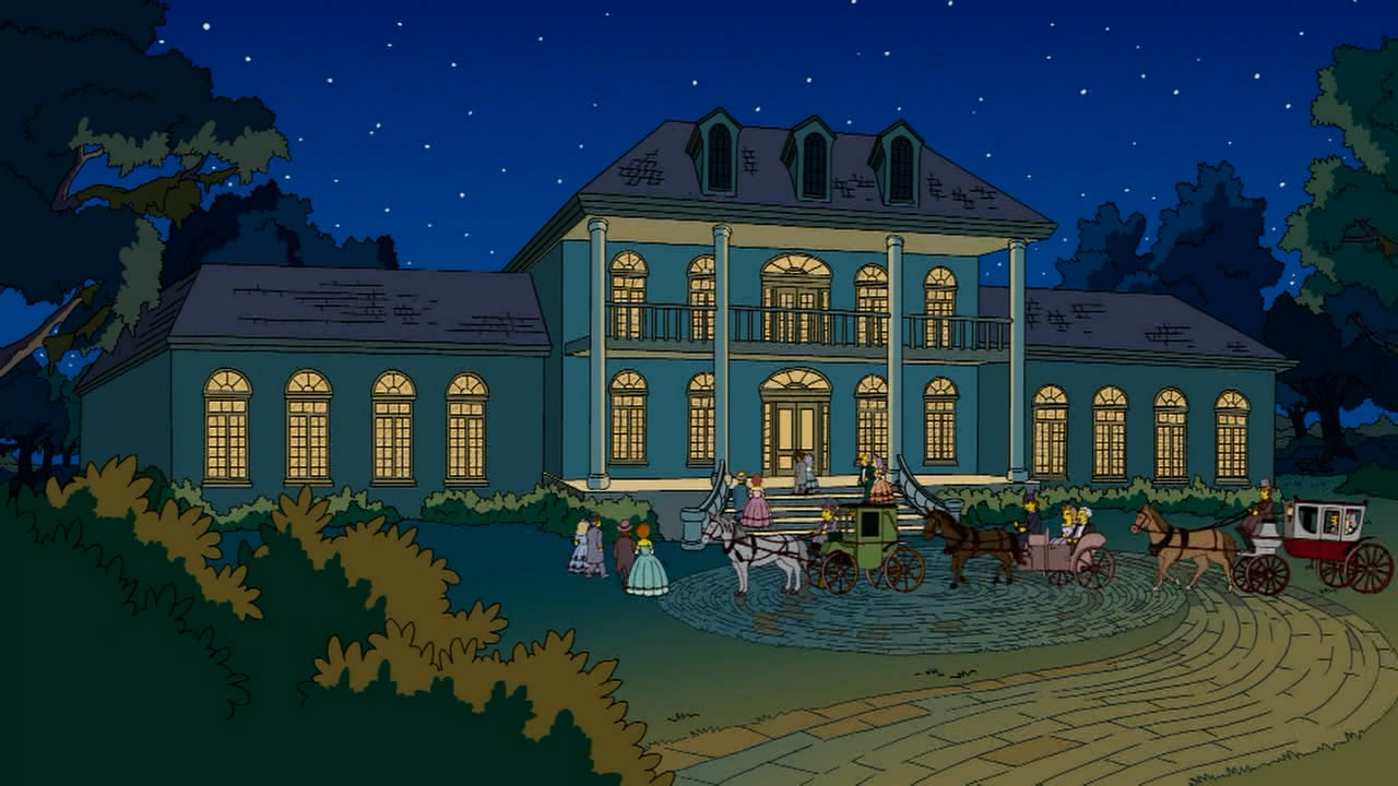 Colonel Burns' Manor