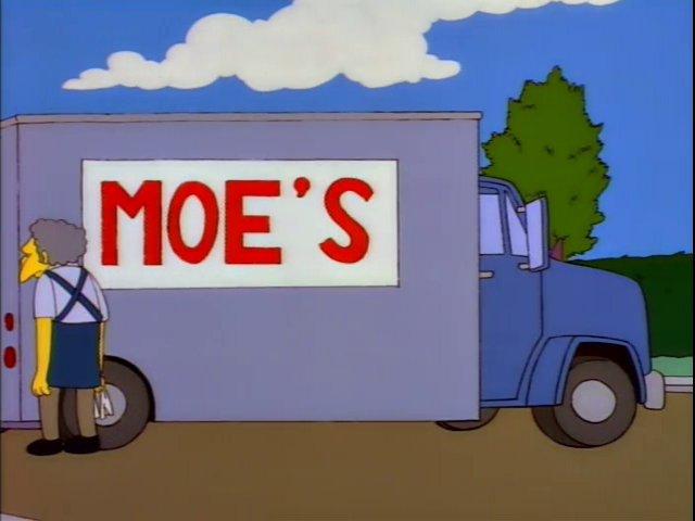 Moe's Truck