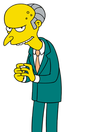 Charles Montgomery Burns Simpsons Wiki Fandom