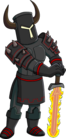 Shadow knight Tapped out unlock