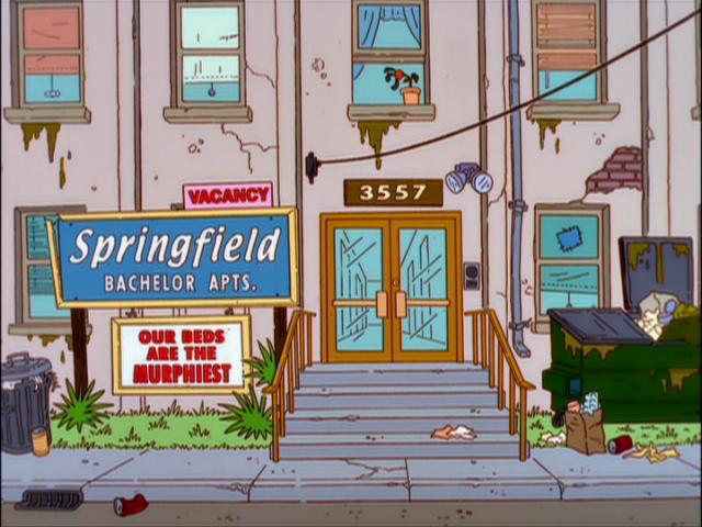 Springfield Bachelor Apartments