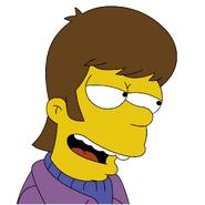 Teenage Homer