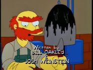 Who Shot Mr. Burns (Part One) Credits 16