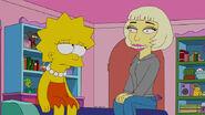 Lisa Goes Gaga promo 4