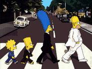Simpsons-beatles-wallpaper