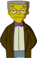 Waylon Smithers in The Simpsons Movie
