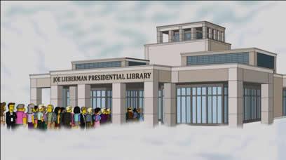 Biblioteca Presidencial Joe Lieberman