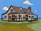 Vieille ferme des Simpson