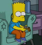 Bart age 8