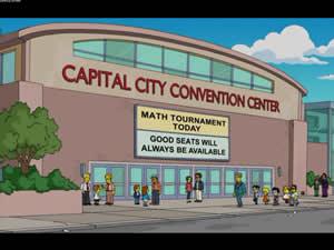 Centro de Convenções de Capital City