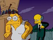 HomerAndNed'sHailMaryPass-BurnsWhippingMoleman